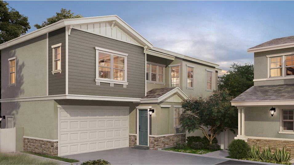 The Groves Harmony Residence 3 Craftsman