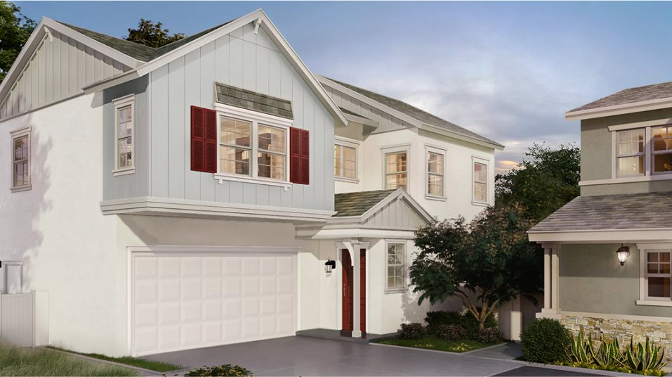 The Groves Harmony Residence 3 American Traditional