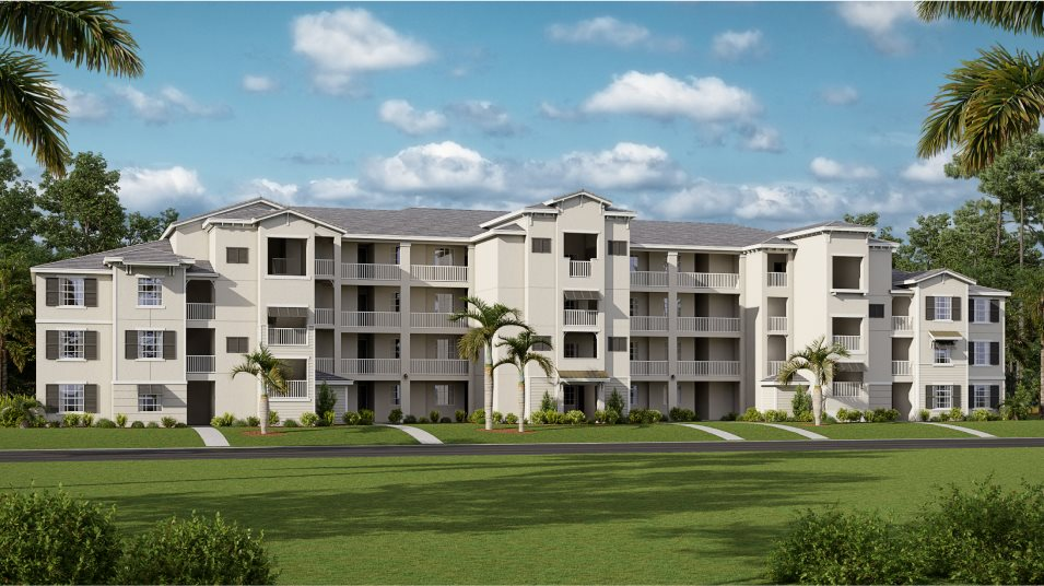 The-National-at-Ave-Maria Terrace Condominiums Birkdale A