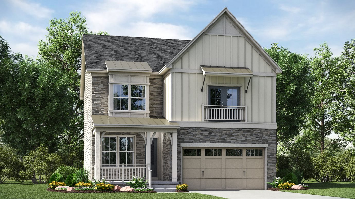 The Chase at Quince Orchard Single Family Homes Colchester