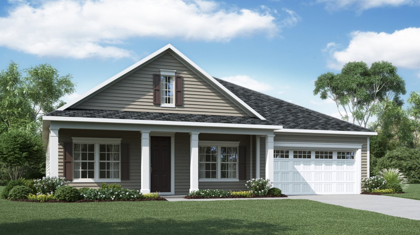 Meadowbrook: Highland Collection Chester III Exterior B
