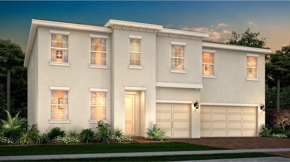 Copper Creek Premier Collection Olympia Exterior A