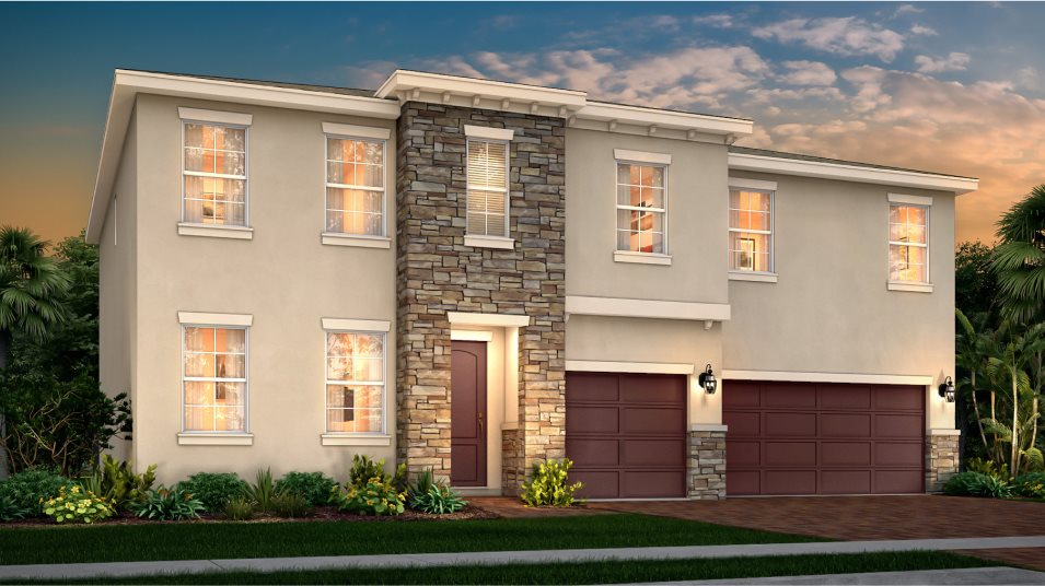 Copper Creek Premier Collection Olympia Exterior C