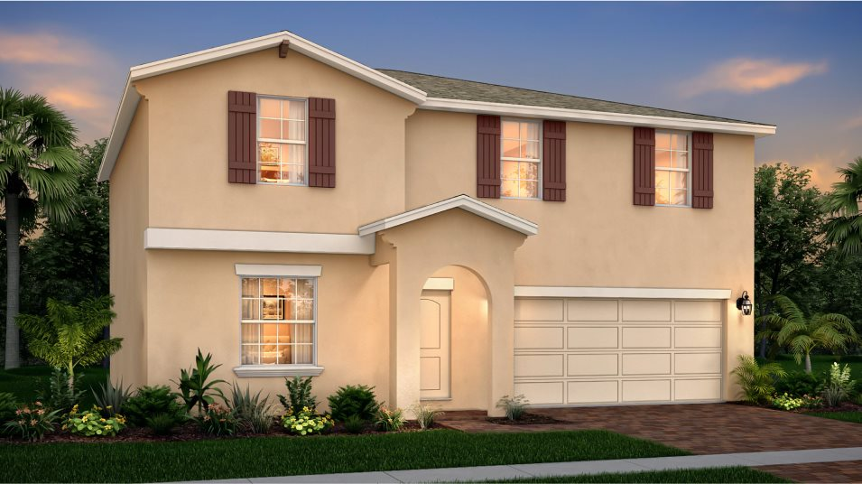 Copper Creek Premier Collection Providence Exterior A