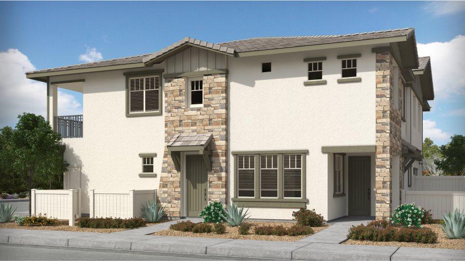 Pinelake Inspiration Residence 1 Craftsman