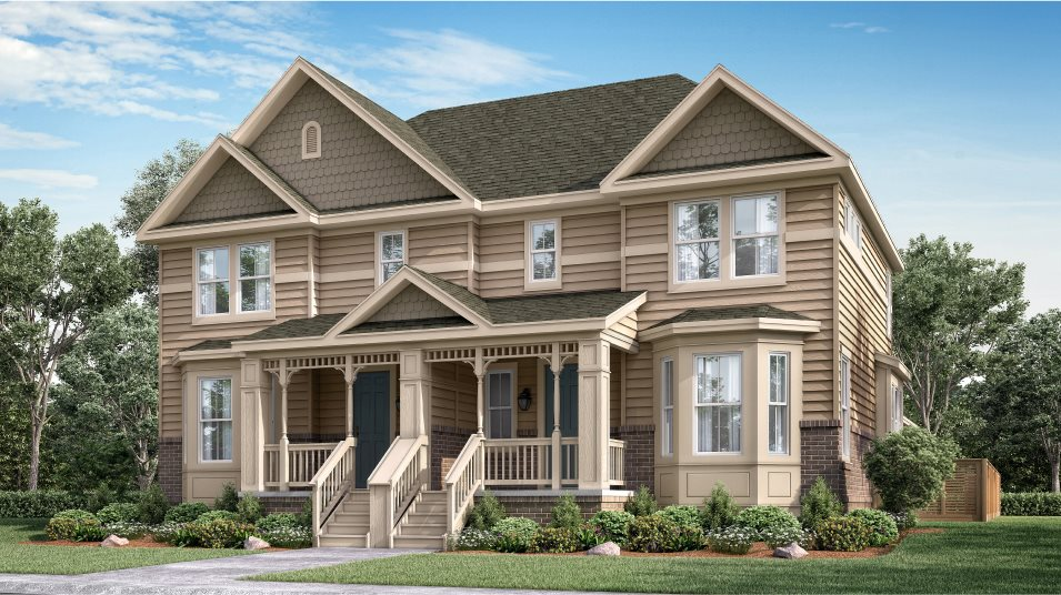 Compass Paired Homes Craftsman