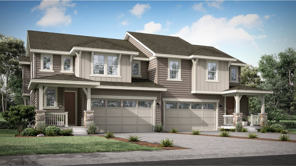 Buffalo Highlands Paired Homes Spire High Country HC