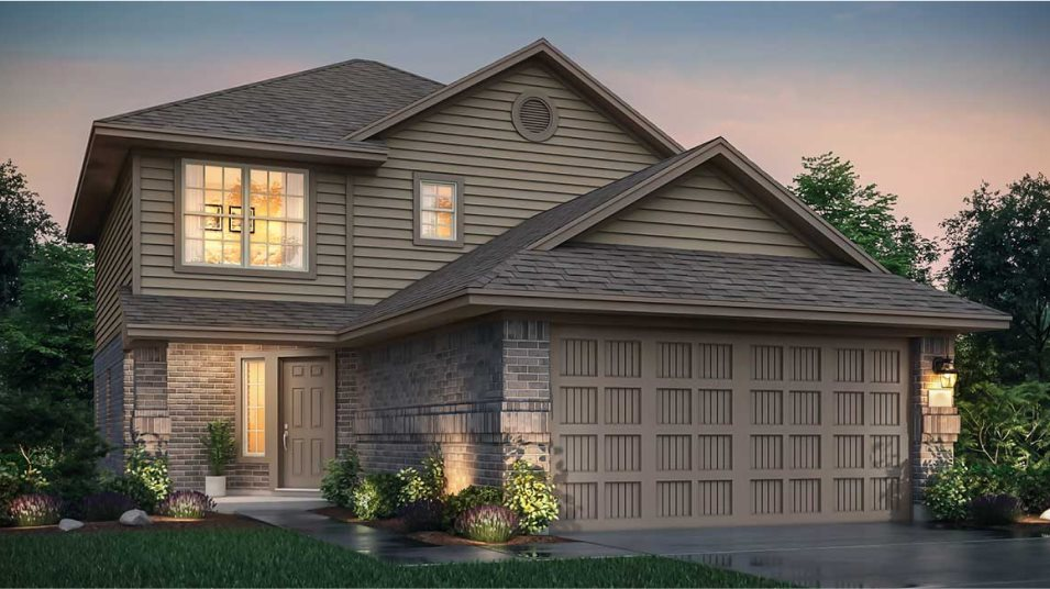 Country-Colony nuHome Collection Los Fresnos B
