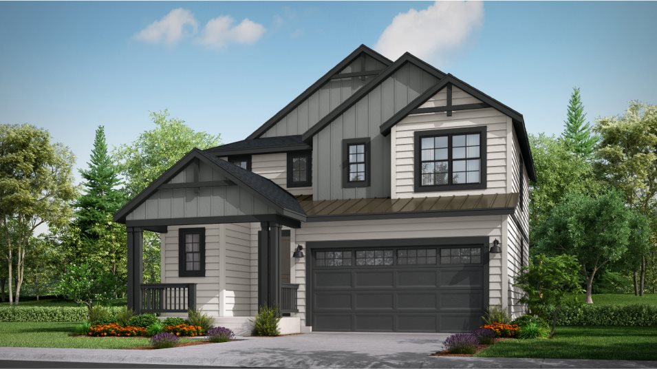 Independence The Pioneer Collection Tabor Exterior two name