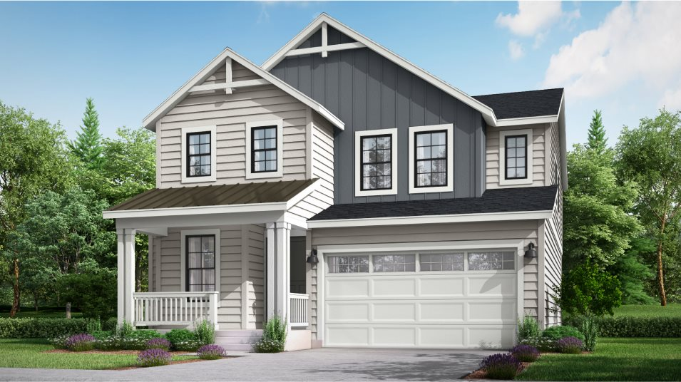 Independence The Pioneer Collection Pinnacle Exterior B