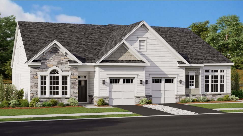 Venue-at-Longview Carriage Homes Beacon - Two-Story A
