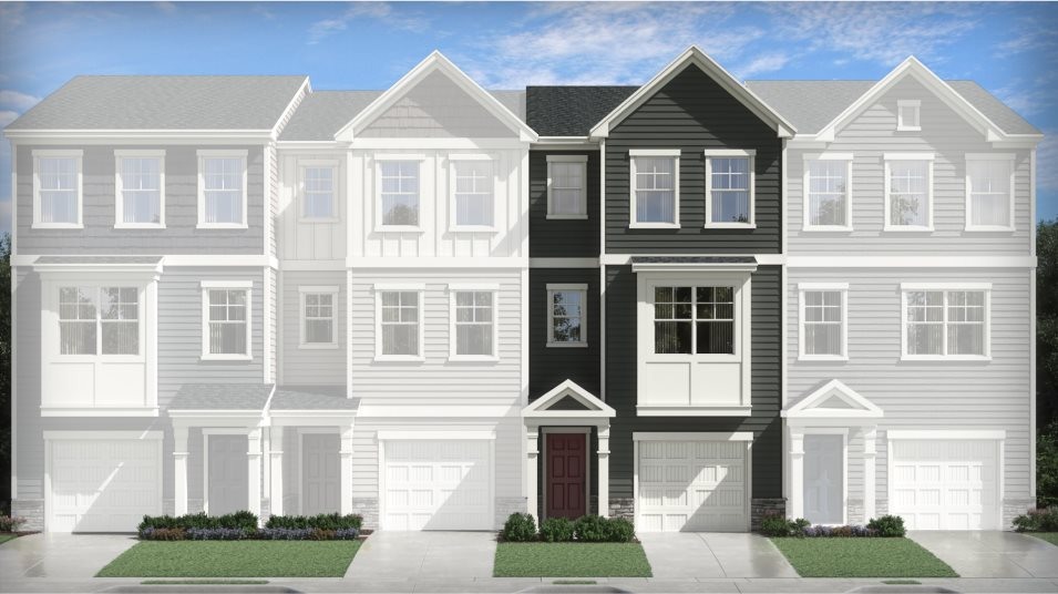 Pointe at Stratford Lakes Mitchell A