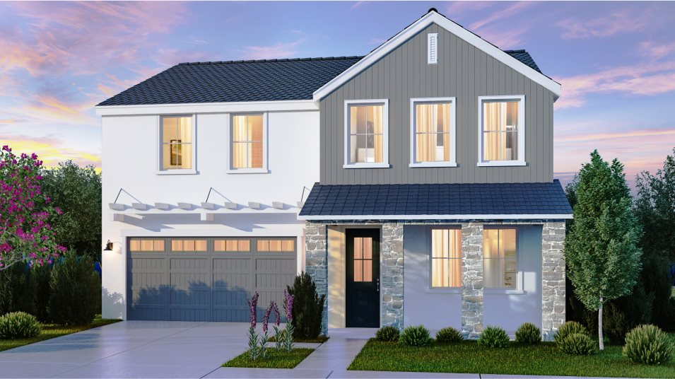 Riverstone Coronet Series Overture Exterior A
