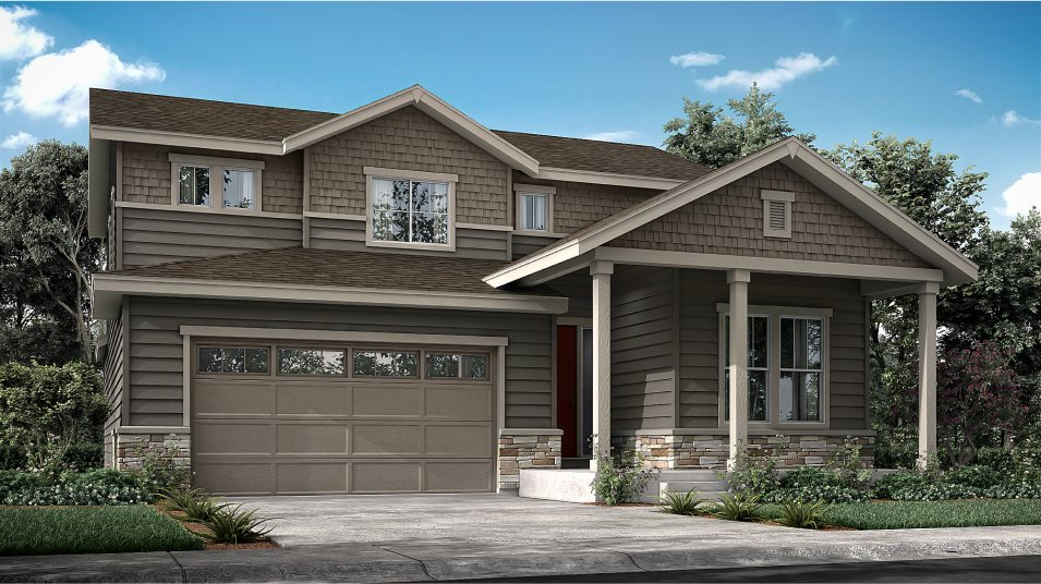 Palisade Park West The Monarch Collection Bristlecone Exterior A