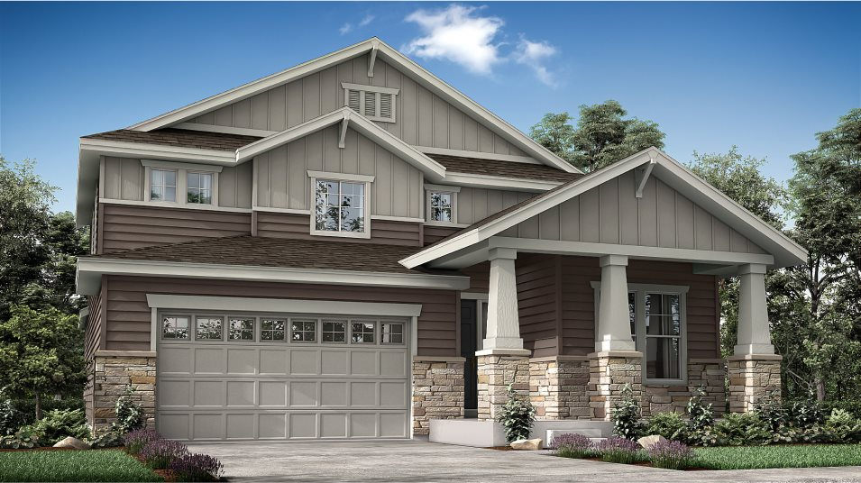 Palisade Park West The Monarch Collection Bristlecone Exterior B