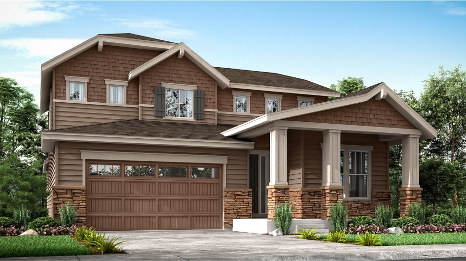 Palisade Park West The Monarch Collection Bristlecone Exterior C