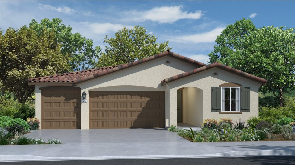 Lumiere at Sierra West Residence 2197 Elevation A