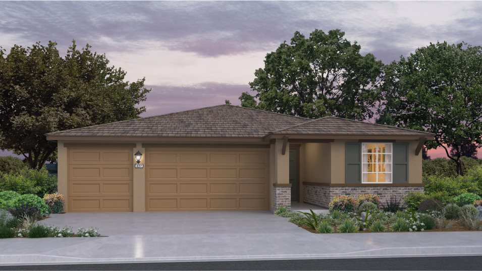 Lumiere at Sierra West Residence 2197 Elevation B