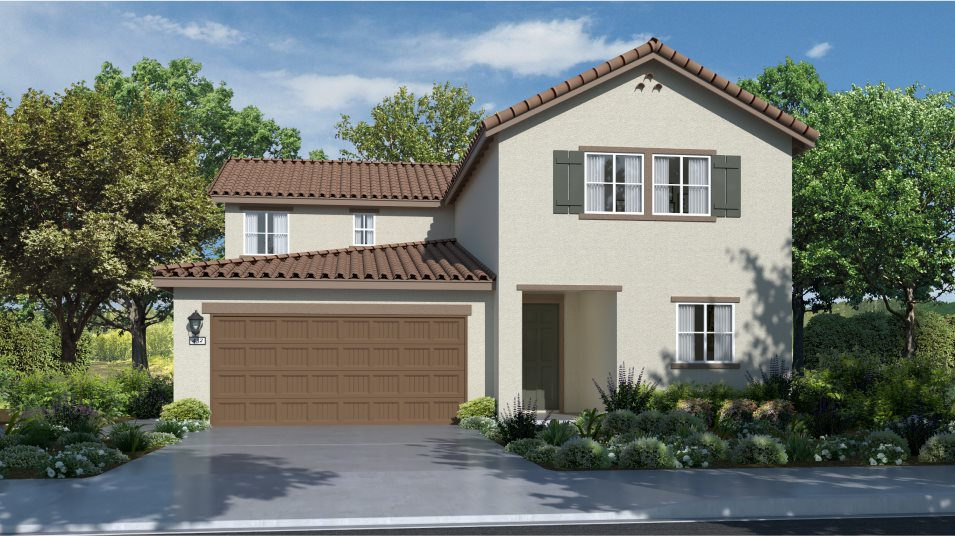 Windsor Crossing at River Oaks North Residence 2410 Exterior A