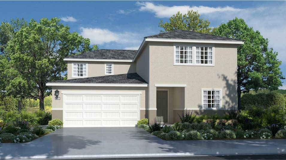 Windsor Crossing at River Oaks North Residence 2410 Exterior B
