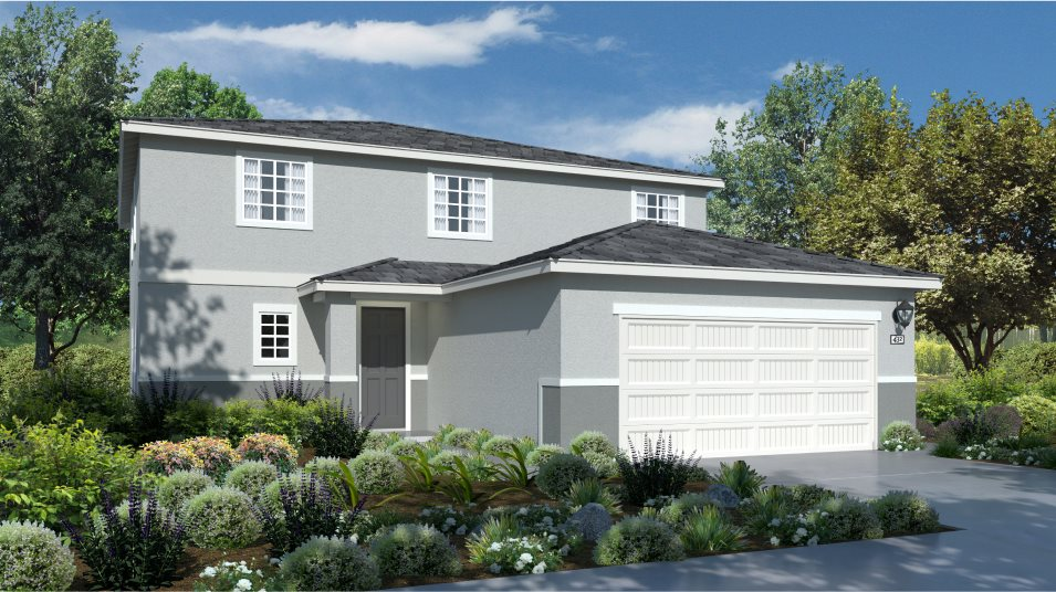 Windsor Crossing at River Oaks North Residence 2971 Exterior C
