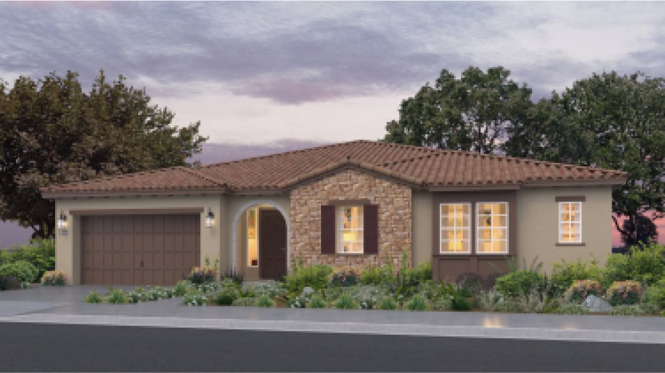 Emerald Peaks at Bass Lake Hills Residence 2888 Exterior D