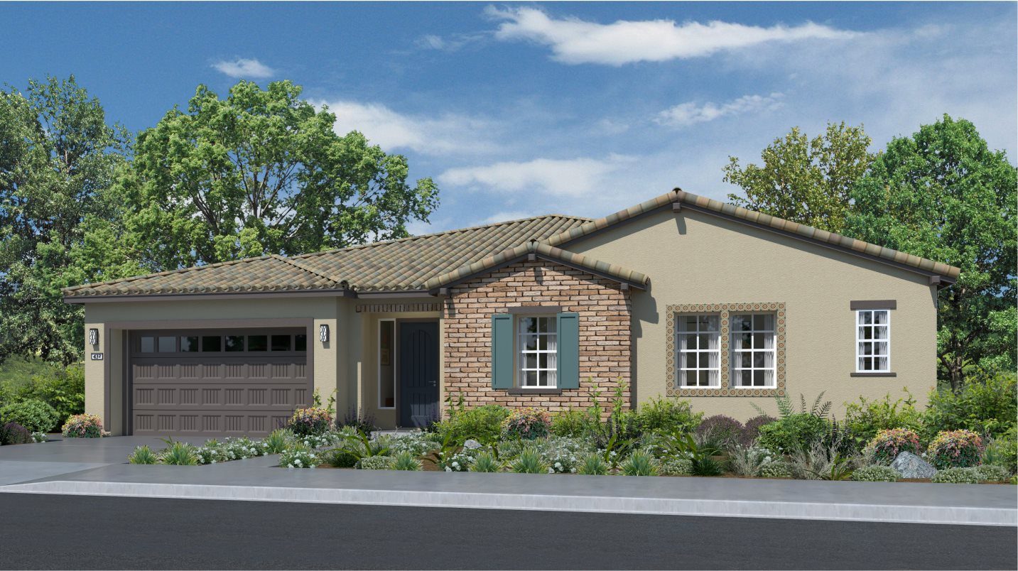 Emerald Peaks at Bass Lake Hills Residence 2888 Exterior E