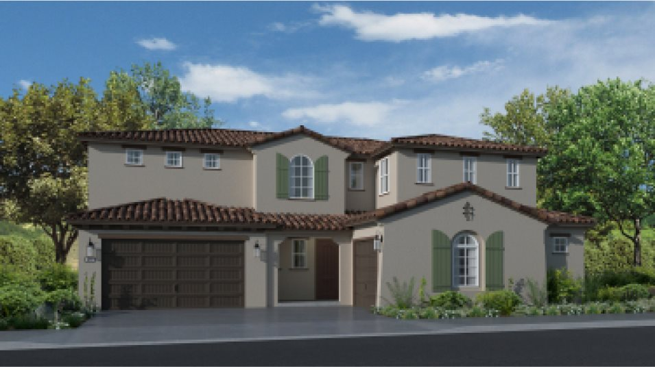 Emerald Peaks at Bass Lake Hills Residence 3762 Exterior A