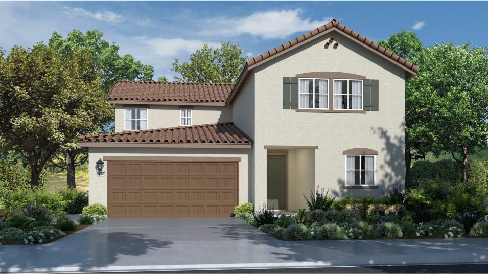 Andorra at Sierra West Residence 2410 Exterior A