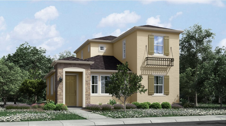 Belle Maison at Campus Oaks Residence 1438Exterior B