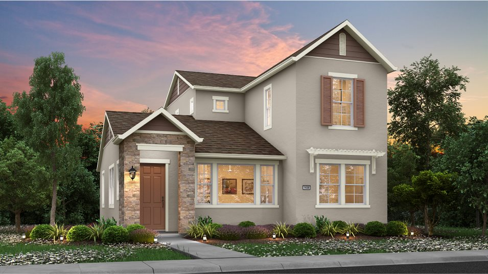 Belle Maison at Campus Oaks Residence 1438Exterior C