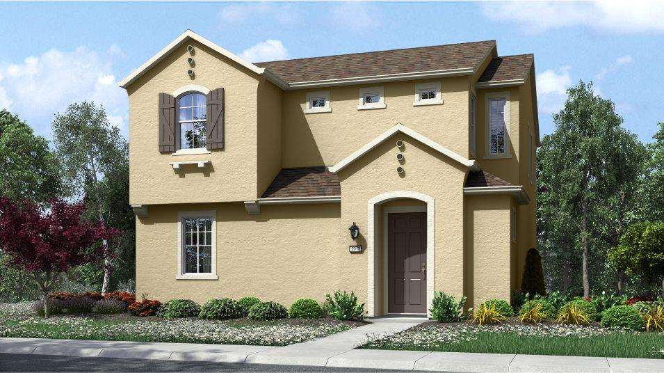 Belle Maison at Campus Oaks Residence 2013 Exterior A