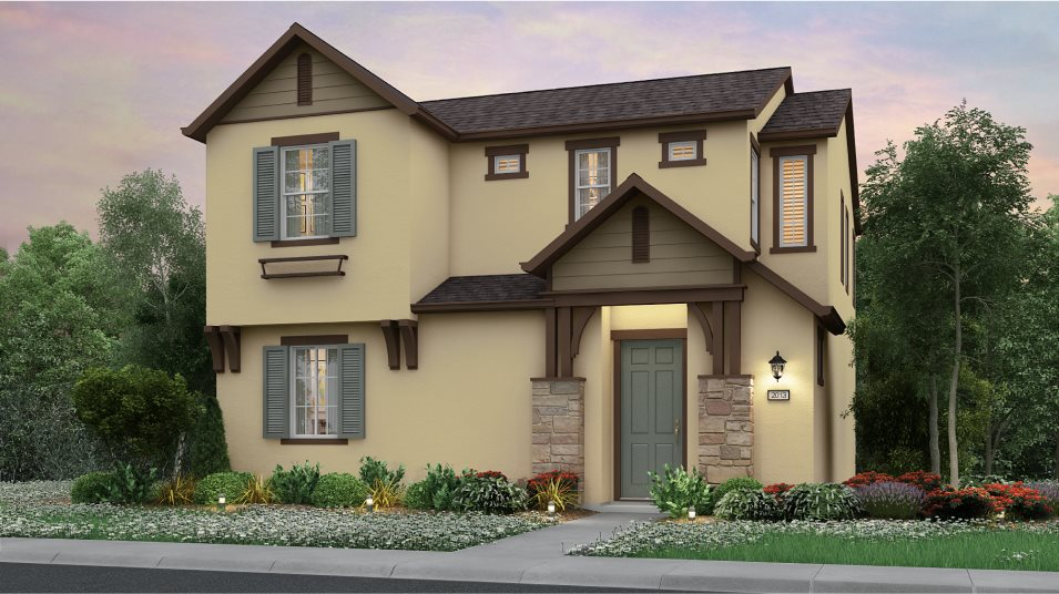 Belle Maison at Campus Oaks Residence 2013 Exterior C