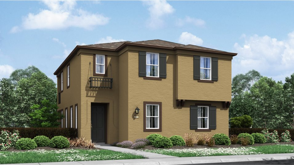 Belle Maison at Campus Oaks Residence 2031 Exterior B