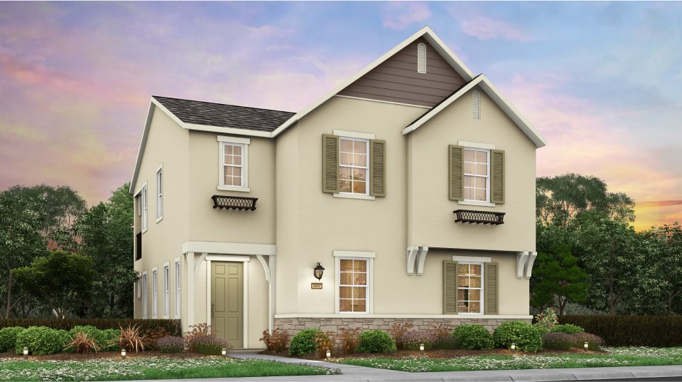 Belle Maison at Campus Oaks Residence 2031 Exterior C