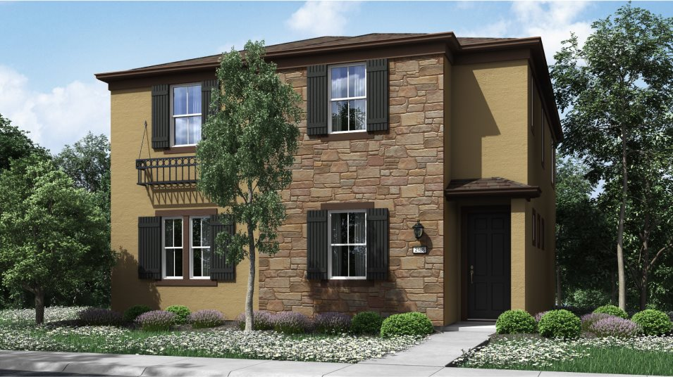 Belle Maison at Campus Oaks Residence 2185 Exterior B