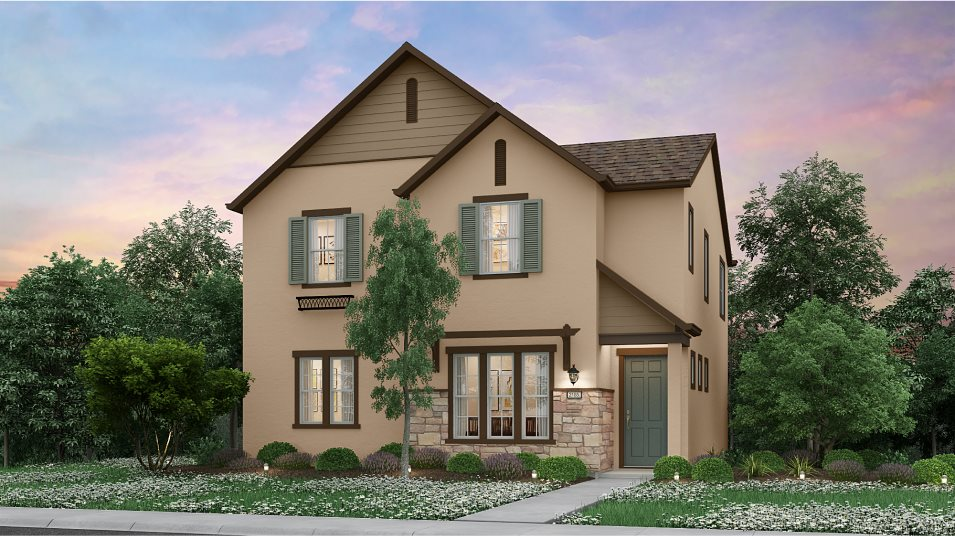 Belle Maison at Campus Oaks Residence 2185 Exterior C