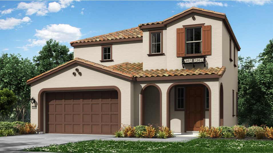 Essentia at Sterling Meadows Residence 1454 Exterior A
