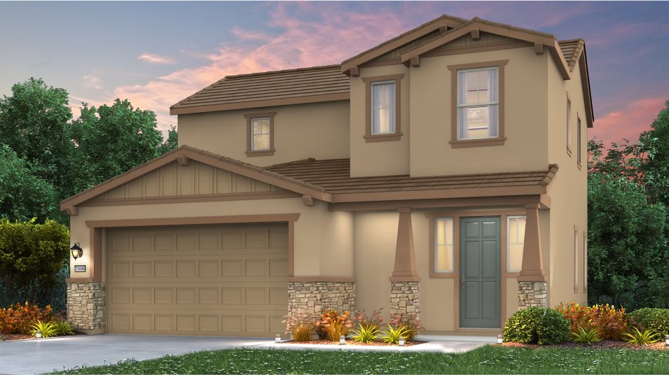 Essentia at Sterling Meadows Residence 1454 Exterior B