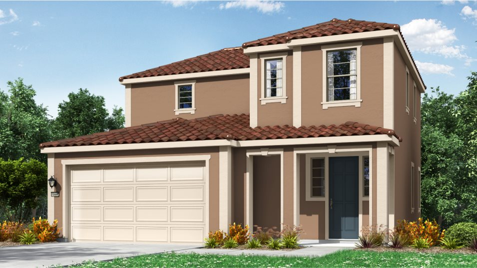 Essentia at Sterling Meadows Residence 1454 Exterior C