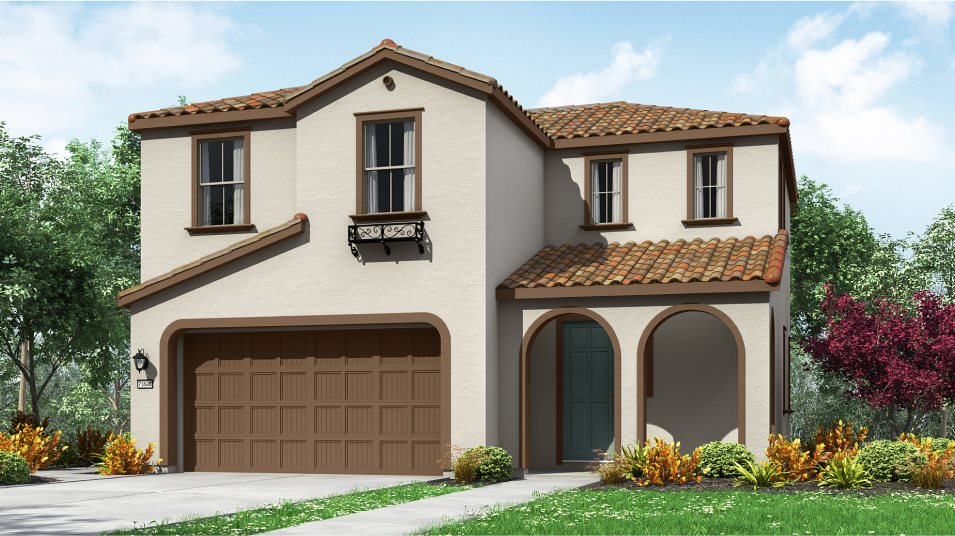 Essentia at Sterling Meadows Residence 1638 Exterior A