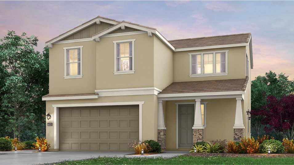 Essentia at Sterling Meadows Residence 1638 Exterior B