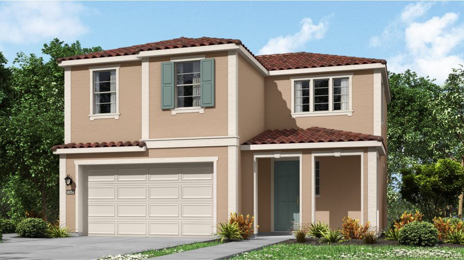 Essentia at Sterling Meadows Residence 1638 Exterior C