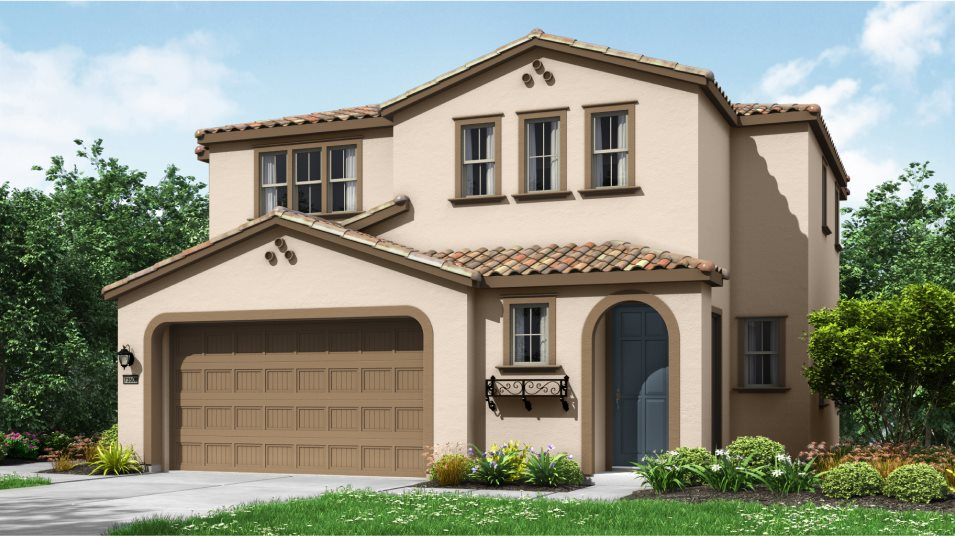 Essentia at Sterling Meadows Residence 1774 Exterior A
