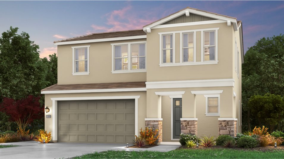 Essentia at Sterling Meadows Residence 1945 Exterior B