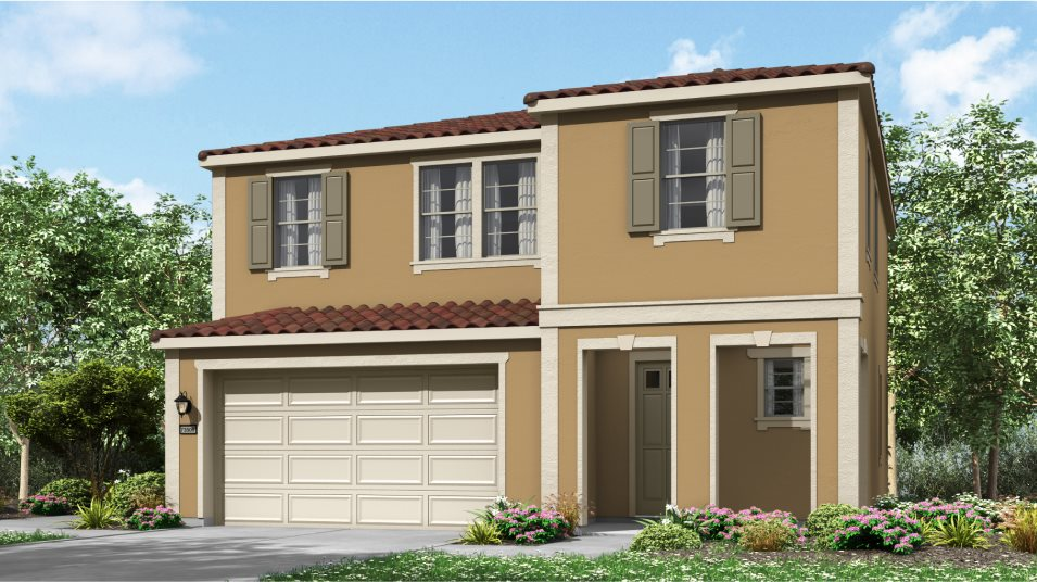 Essentia at Sterling Meadows Residence 1945 Exterior C
