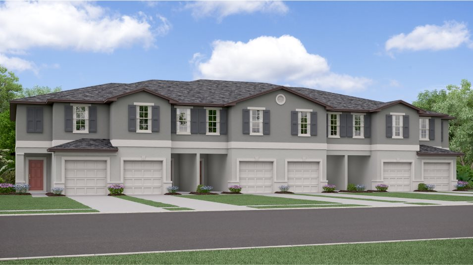 Willow Square The Townhomes Windsor Exterior A