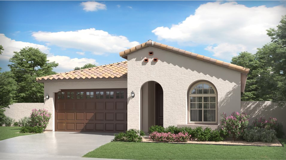 Asher Pointe Discovery - Ironwood Plan 3518 Exterior A