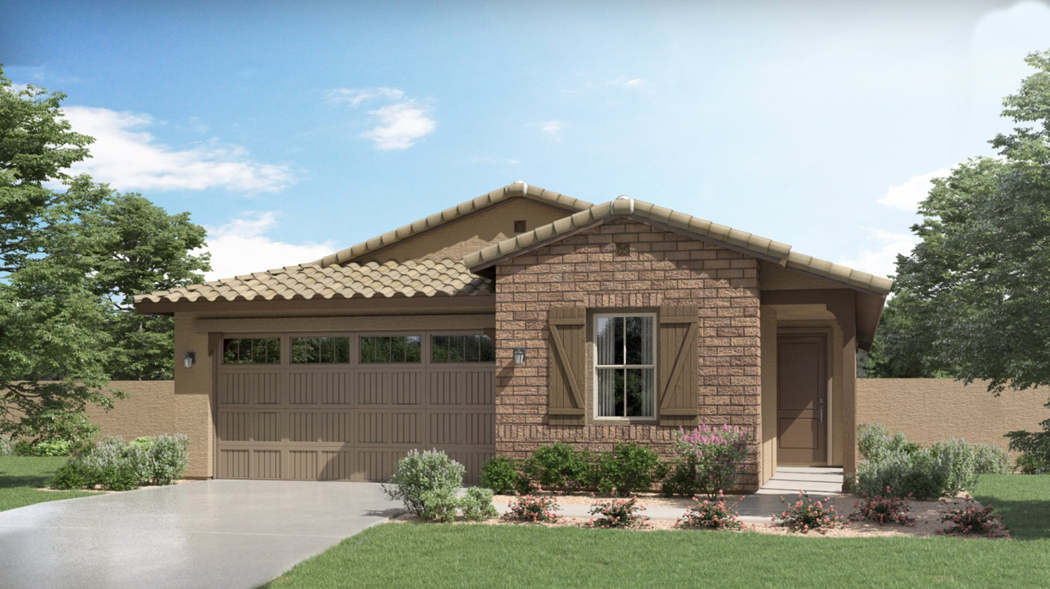 Asher Pointe Discovery - Palo Verde Plan 3519 Exterior H