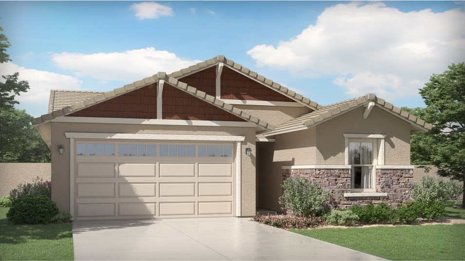 Asher Pointe Discovery - Lewis Plan 3575 Exterior C